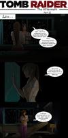 Tomb Raider | The Aftermath Comic II