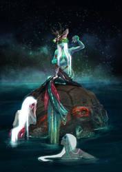 Moon Maidens