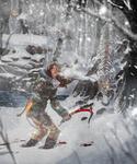Rise of the Tomb Raider | Siberian Tomb Guardian