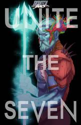 Skratchjams - Unite The Seven - Aquaman