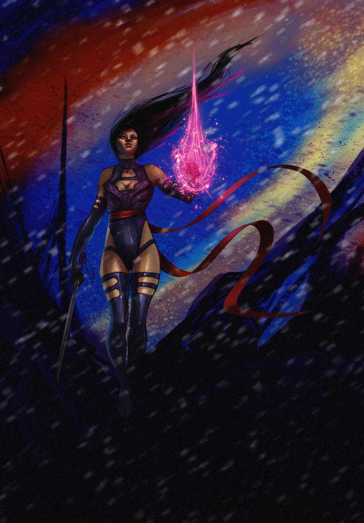 Psylocke   Age of Apocalypse Movie by UltimateTattts