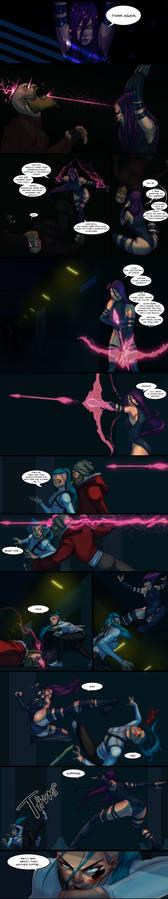 Psylocke Comic | Part 2
