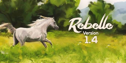 New Rebelle 1.4 update