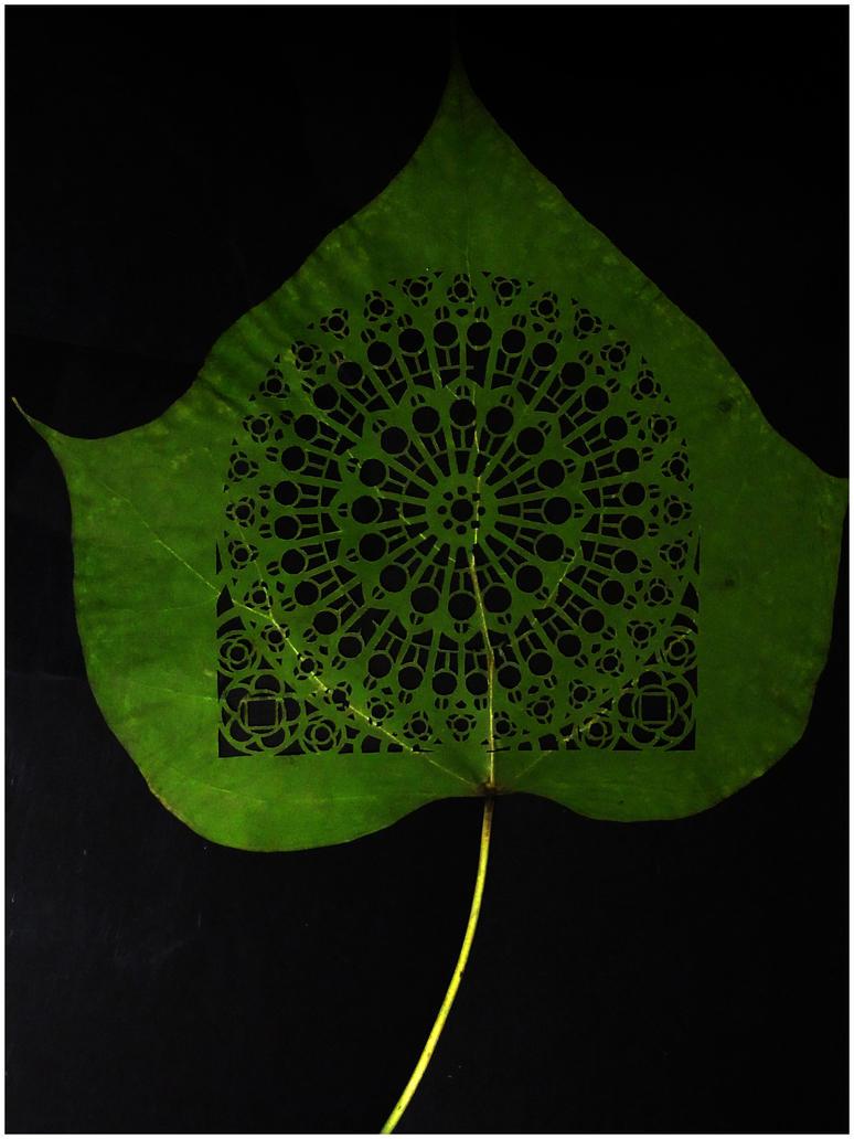 Notre Dame Leaf Cut by Luyomi333