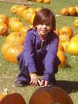 My Pumpkin in the Patch