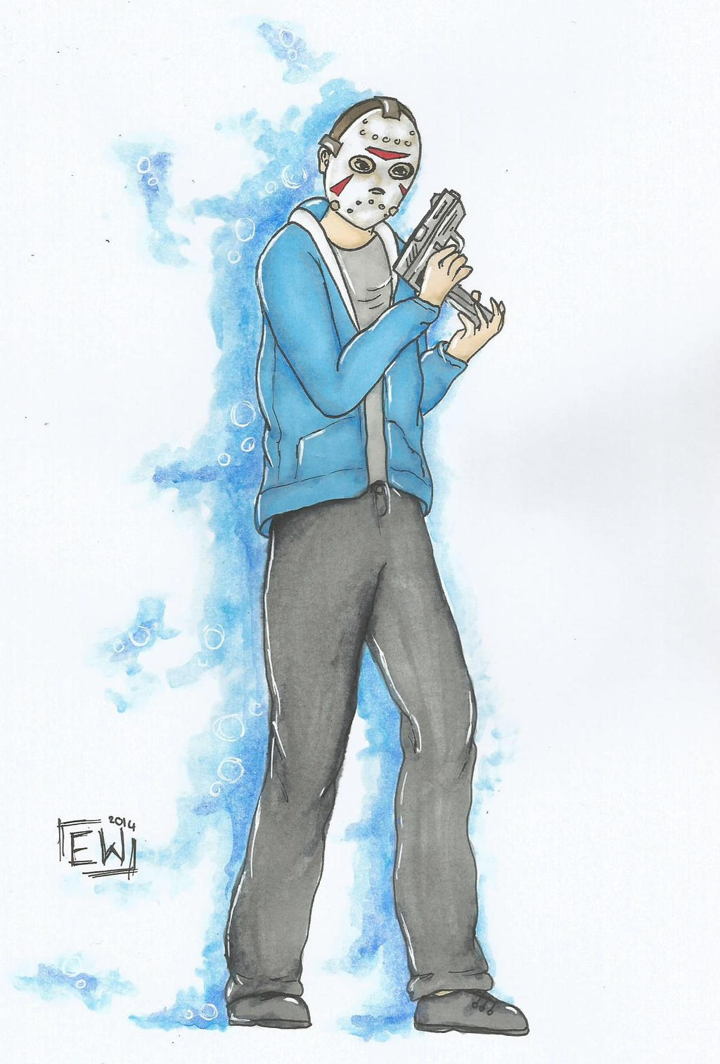 H20 Delirious by fleurescience on DeviantArt H20 Delirious Fan Art