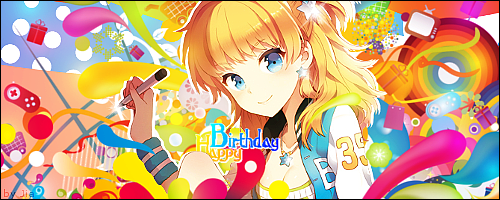Anime Happy Birthday Gallery Anime Girl Happy Birthday