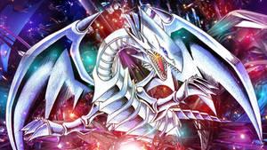 Yu-Gi-Oh - Blue-Eyes white Dragon Wallpaper