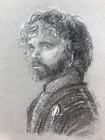 Tyrion Lannister by BrightsWanderings