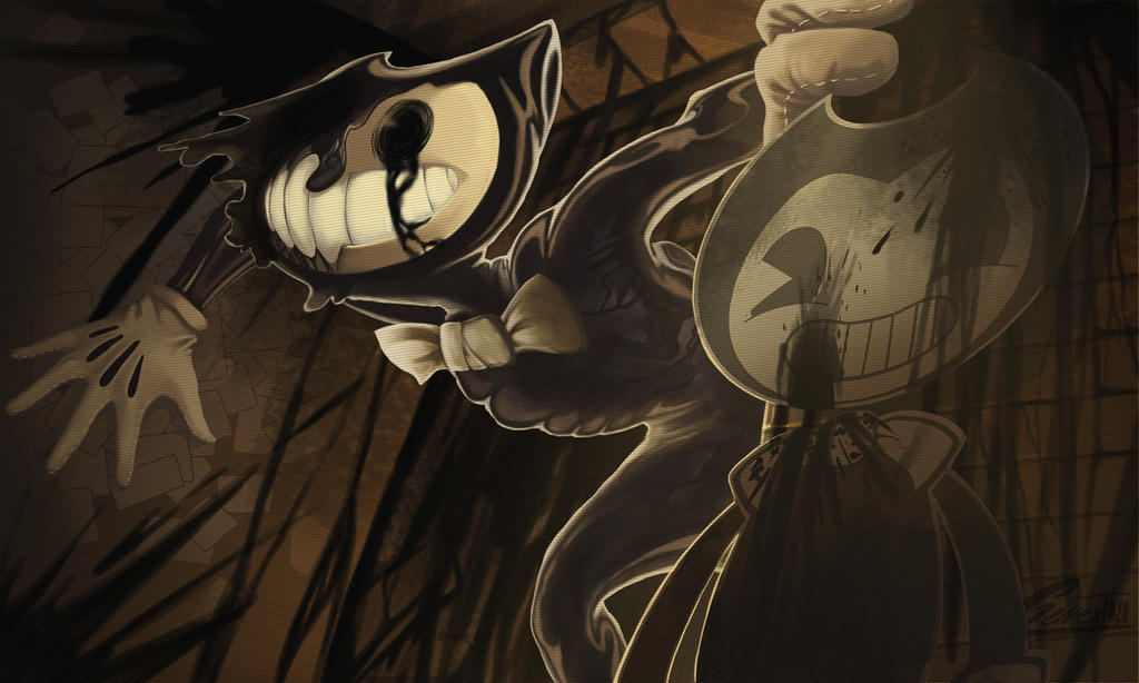 bendy and the ink machine patreon