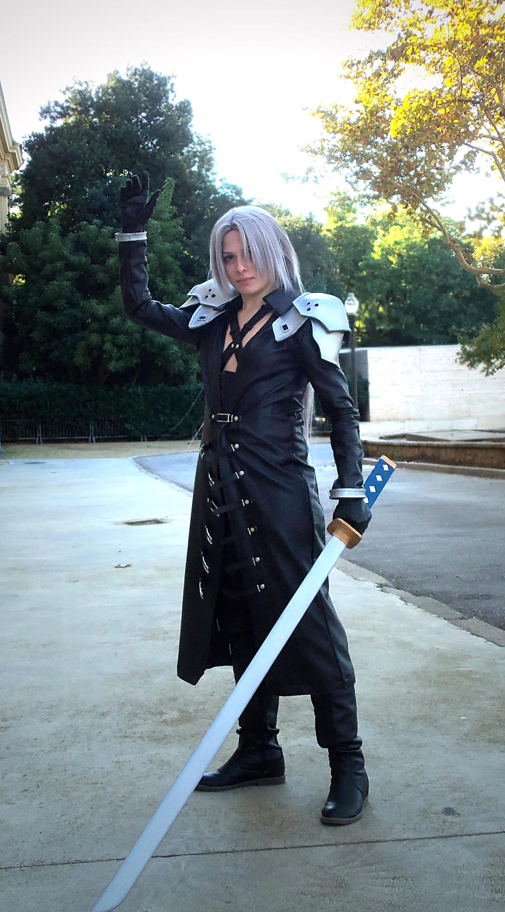 Sephiroth Cosplay I By Mmmhomoshiroi On Deviantart