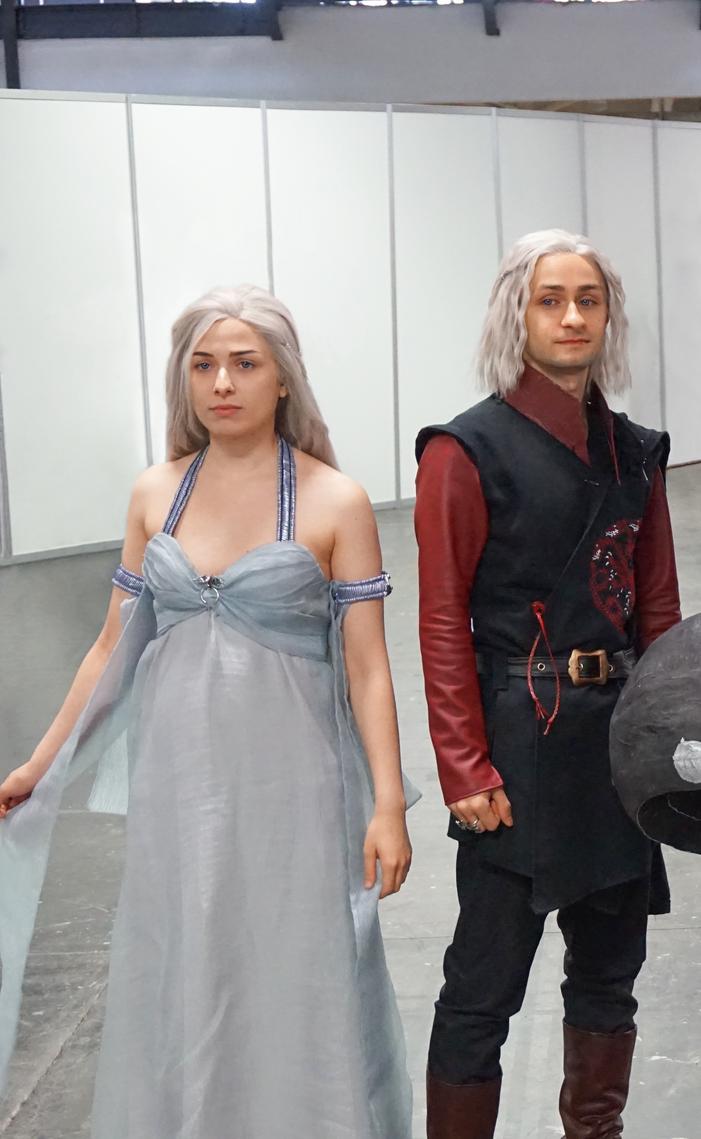 Targaryen by mmmhOmoshiroi