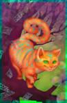 Cheshire Cat for Kei