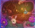 Maja in Wonderland