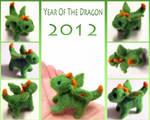 Year of the Dragon - Mini Plushie