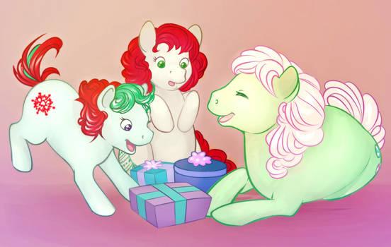 Seasonal Ponies