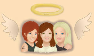 Angelic Cousins