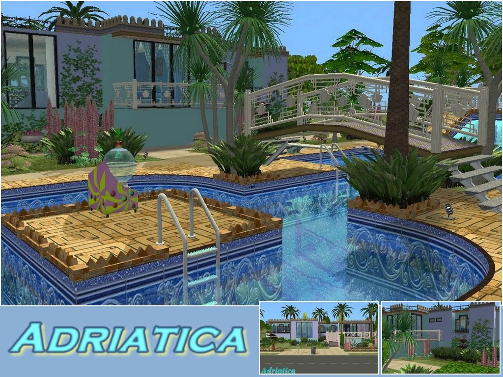 Adriatica the sims 2 by allison731 on deviantart for Pool designs sims 4