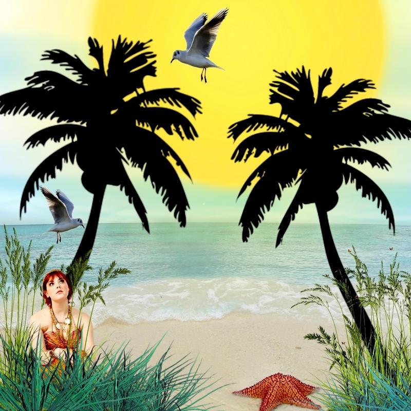 Paradise Beach by allison731