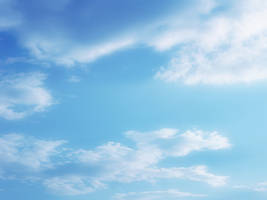 Blue Sky by allison731