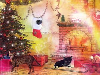 Christmas Magic by allison731