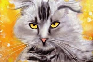 Golden Cat Eyes