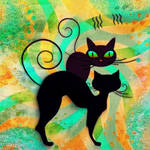 Black Cats by allison731