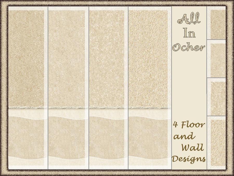 All In Ocher by allison731