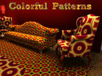TS3-Colorful Patterns by allison731