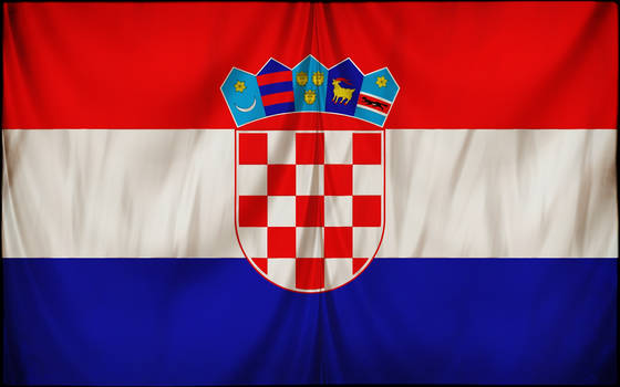 Croatian Flag Wallpaper