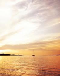 Golden Horizon by allison731