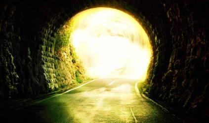 Tunnel Vortex by allison731