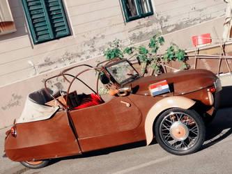 Antique Car by allison731