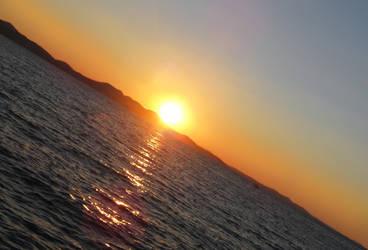 Sunset V by allison731