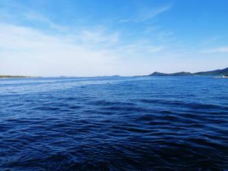 Blue Horizon III by allison731