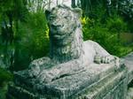 Lion Statue by allison731