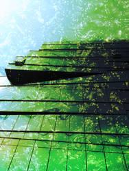 Textured Building I