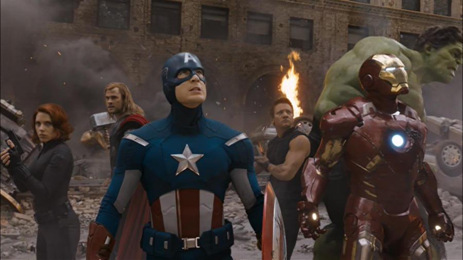 Avengers Assemble by PsifiGirl