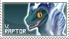 + Fossil Fighters Stamp + by catawump