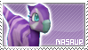+ Nasaur Stamp + by catawump