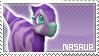 + Nasaur Stamp + by catawump