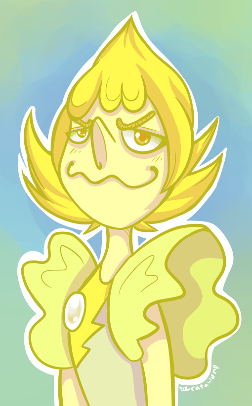 Yellow Pearl by catawump
