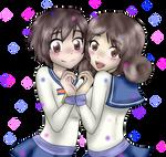 Naomi and Seiko~