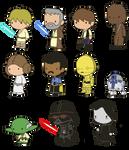 Lil' Star Wars