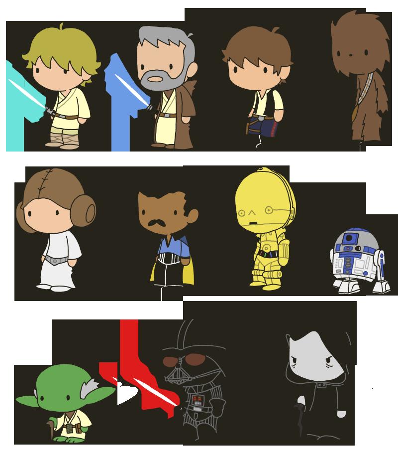 Lil Star Wars By Toadcroaker On DeviantArt