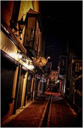 Night Cork II by Demonoftheheavens