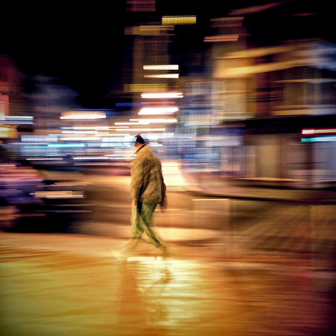 Walking Ghost by Demonoftheheavens