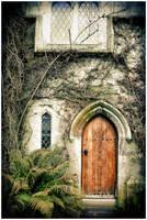 The Old Door by Demonoftheheavens