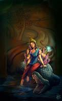 Ganga by AnnickHuber