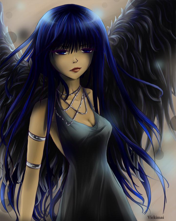 Raven by Vickimai